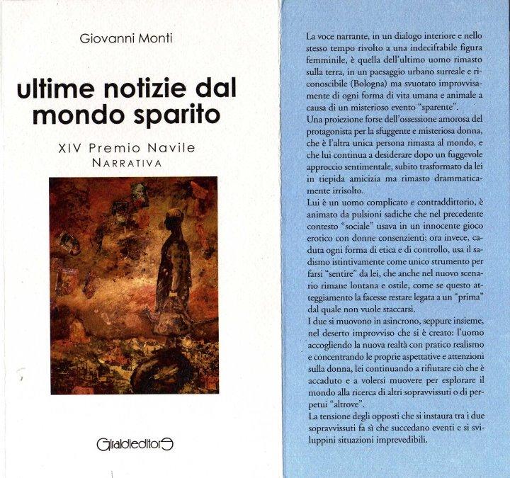 copertina libro Giovanni