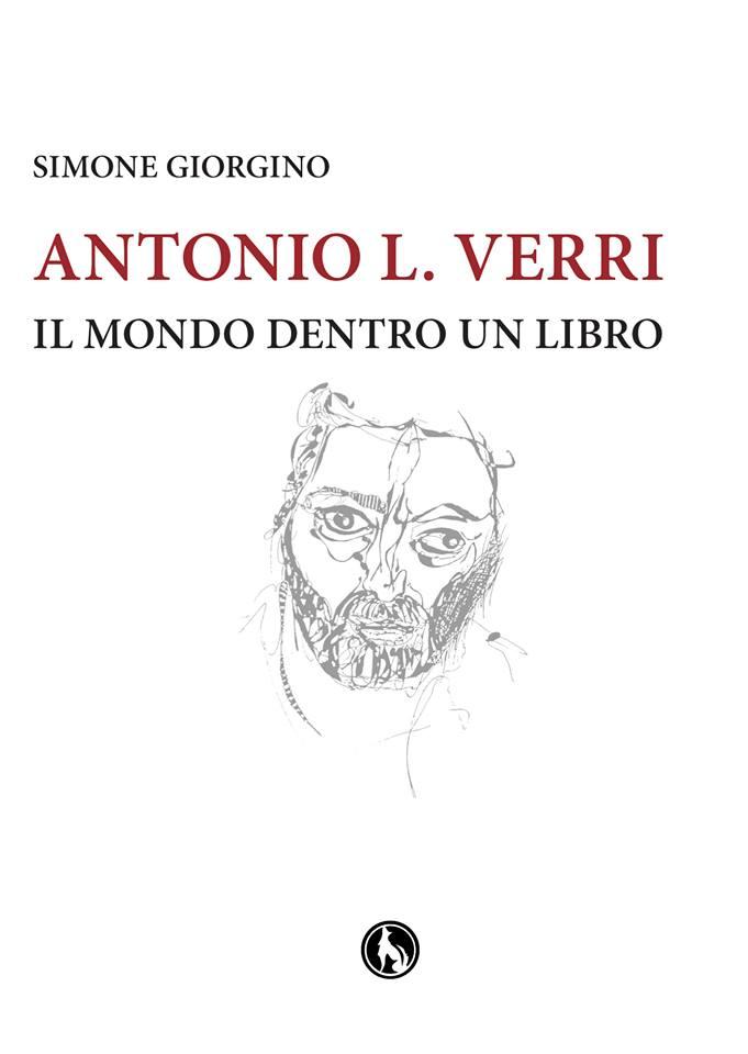 copertina per Verri di Simone