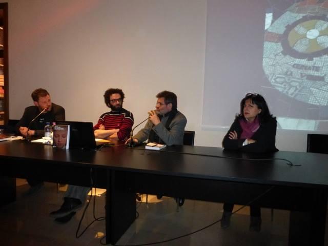 al Mar con Fulvio, Claudio Spadoni e Paola Babini