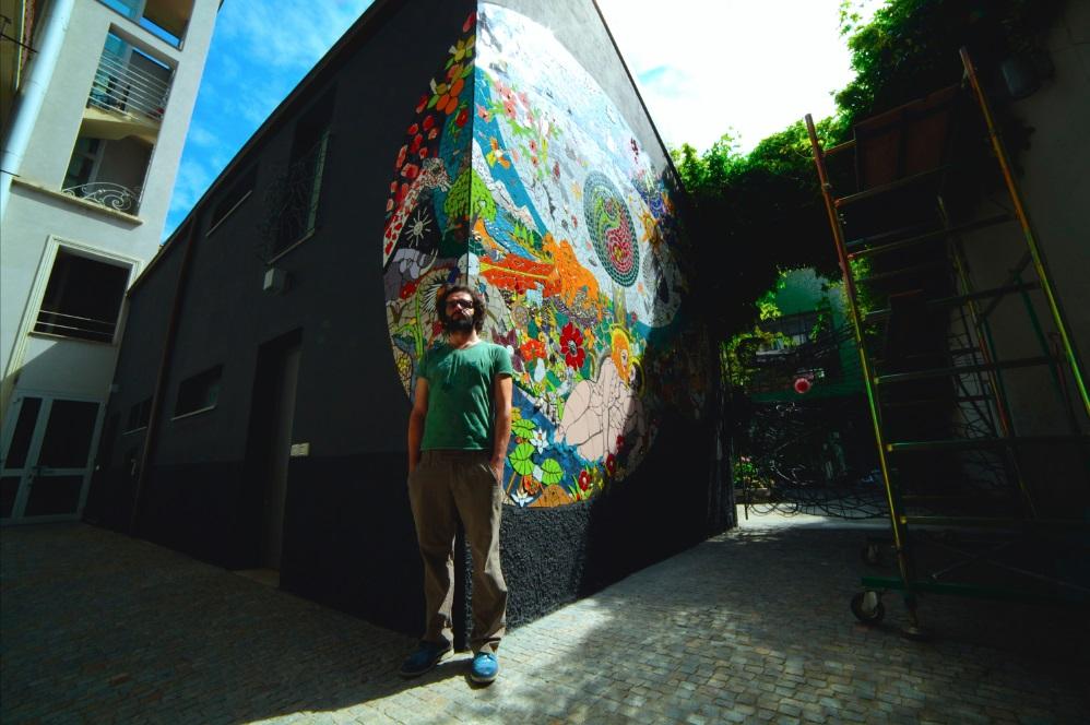 orodè Deoro, mosaico
