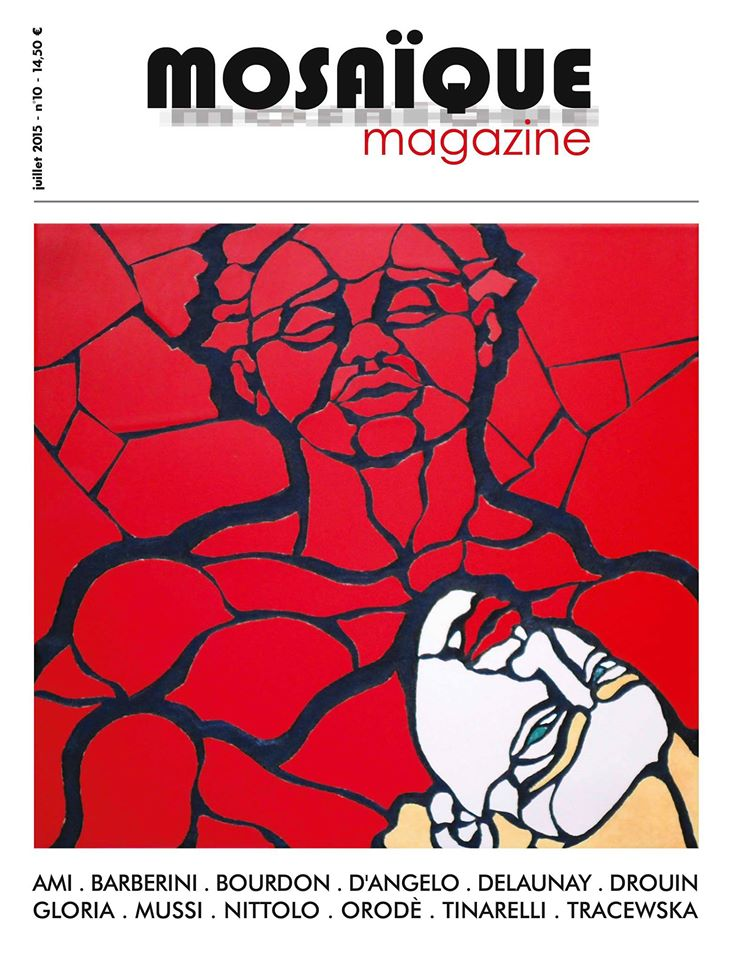 copertina n.10 Mosaique Magazine