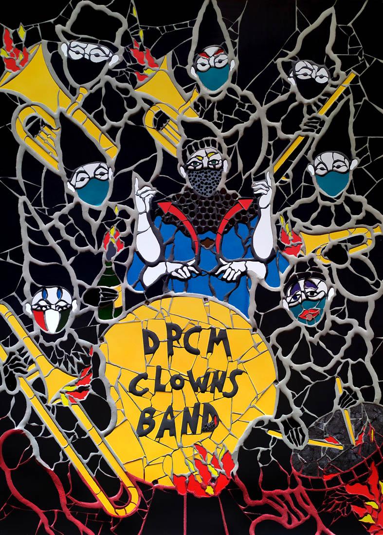 DPCM CLOWNS BAND (bx)