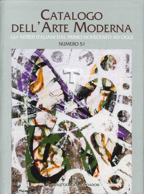 catalogo arte moderna n. 51, Mondadori